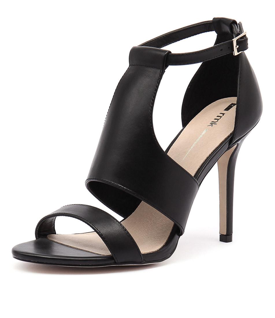 RMK Kandice Black Sandals