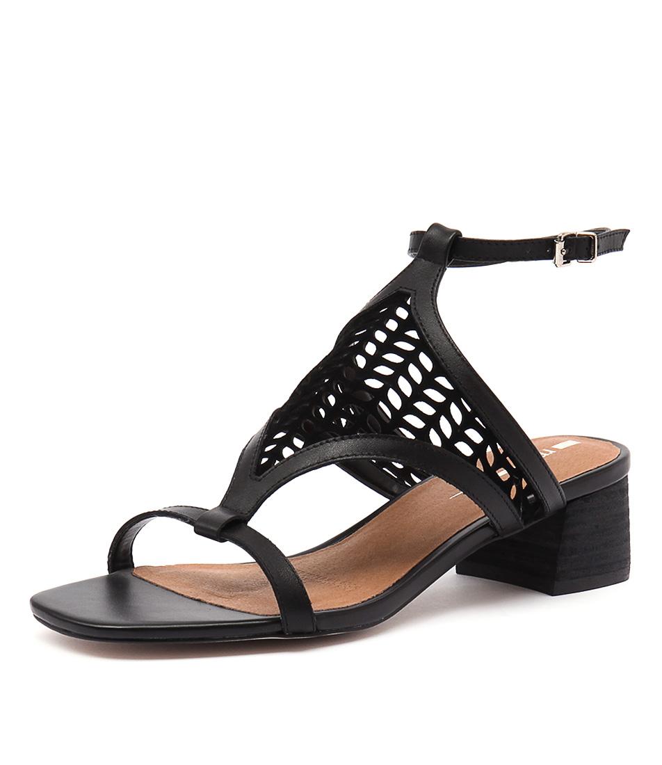 RMK Latifah Black Sandals