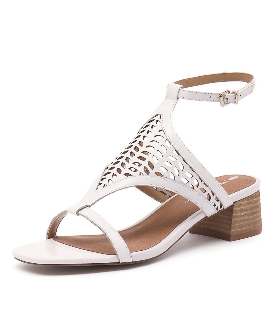 RMK Latifah White Sandals