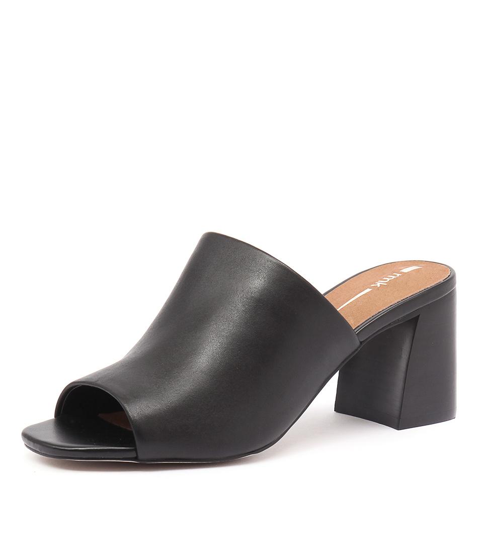 RMK Imogen Black Sandals