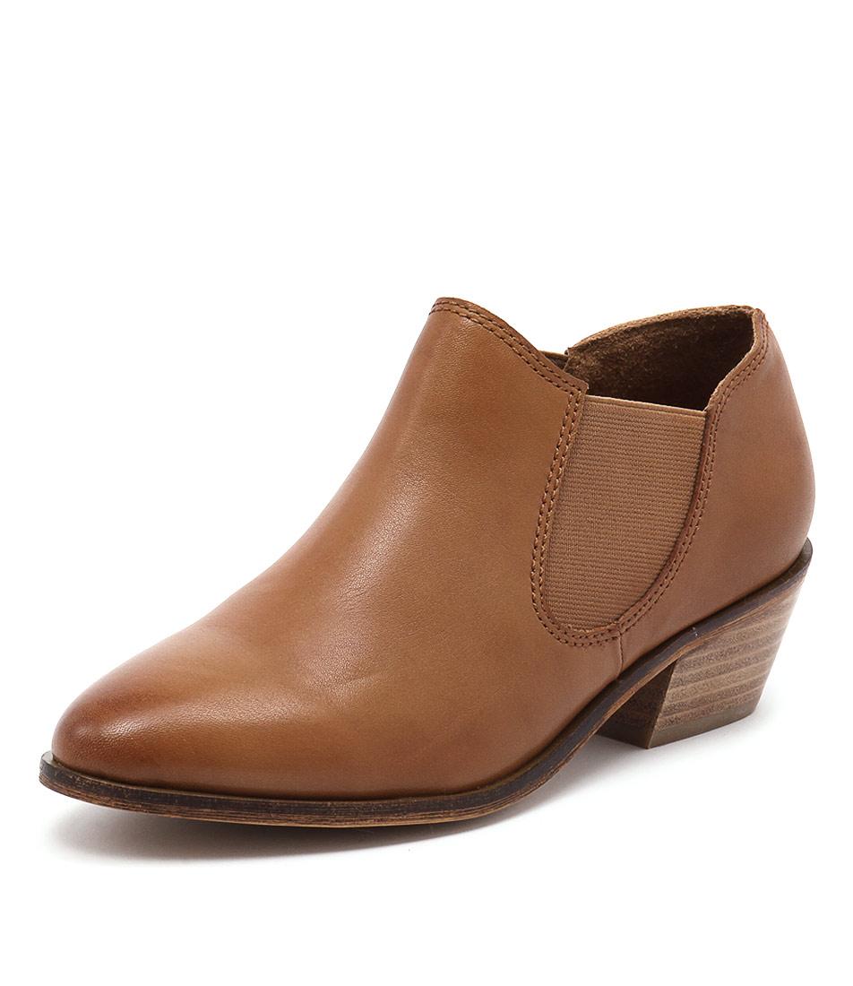 RMK Anna Cognac Boots