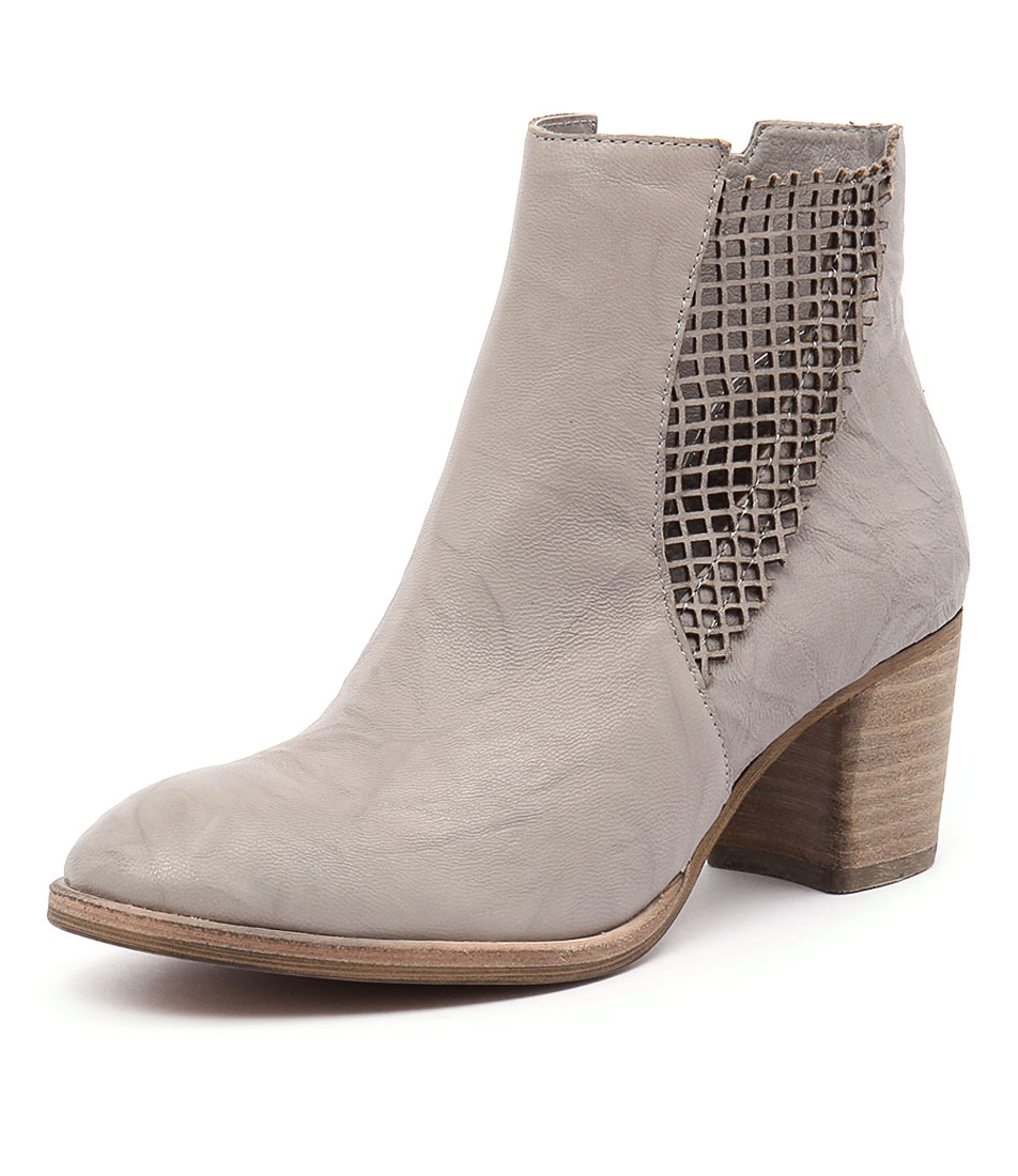 Silent D Whiff Grey Boots online