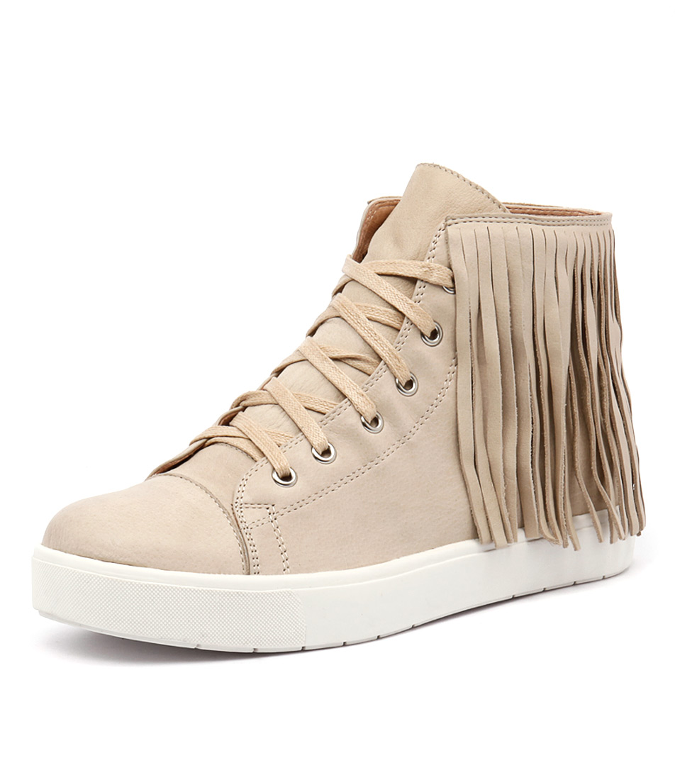 Silent D Value Beige Sneakers
