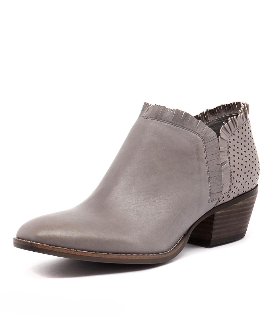 Silent D Ilana Grey Boots