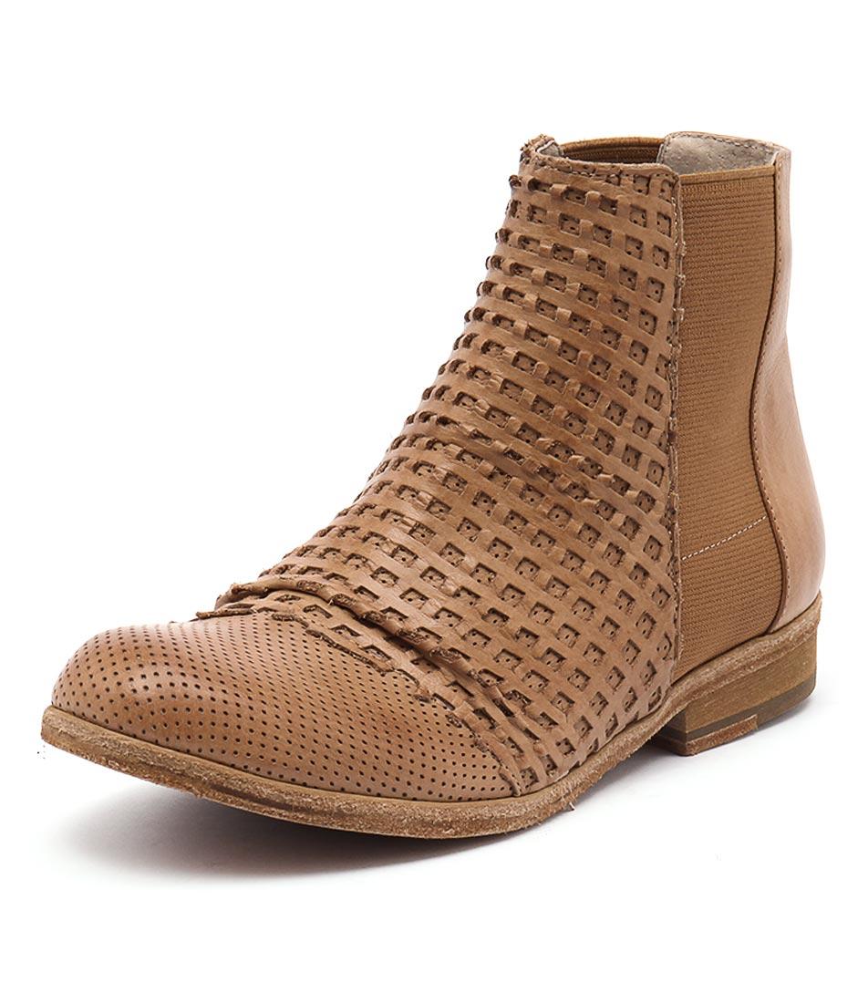 Silent D Lyric Cognac Boots