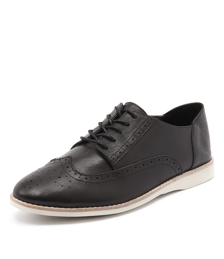 Silent D Nanette Black Shoes