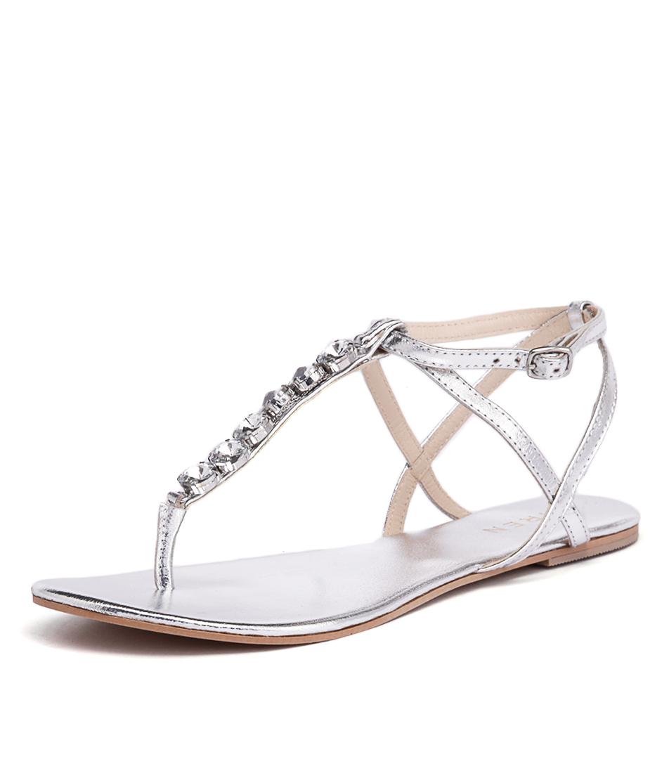 Siren Ramona Silver Sandals