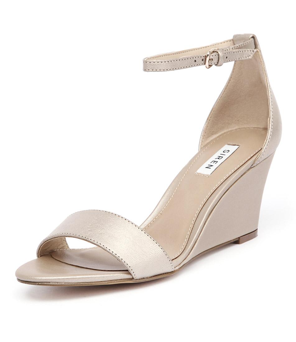 Siren Josie Champagne Sandals