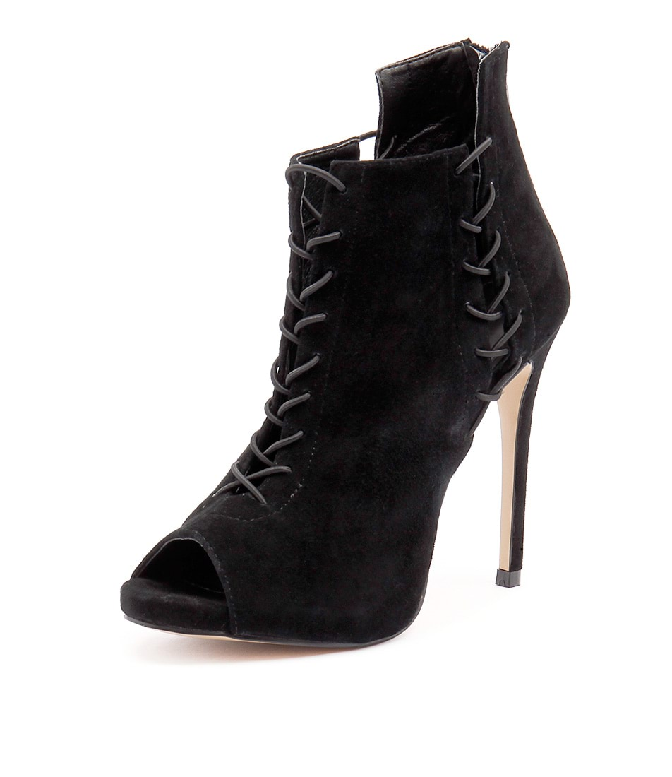 Siren Dawn Black Boots