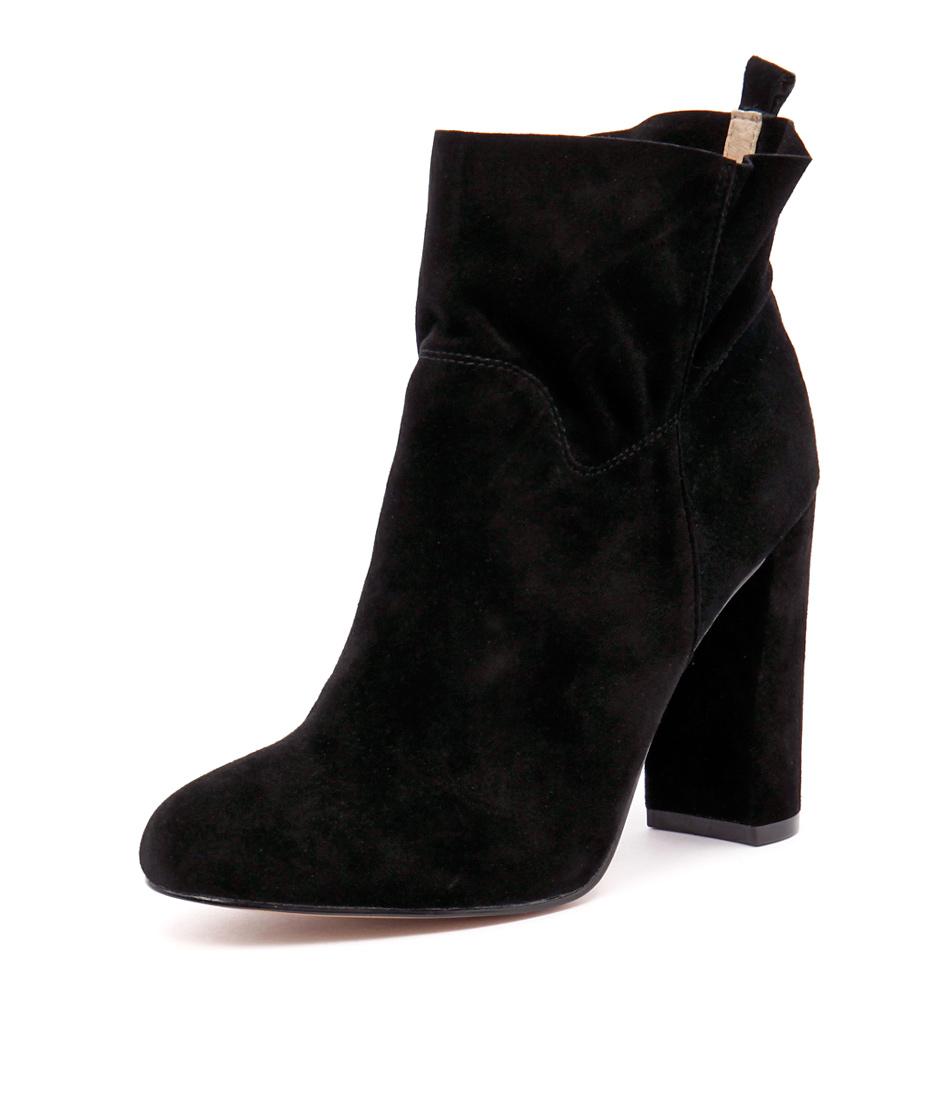 Siren Penelope Black Boots