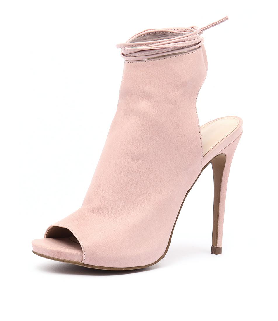 Siren Danika Blush Soft Nappa Shoes
