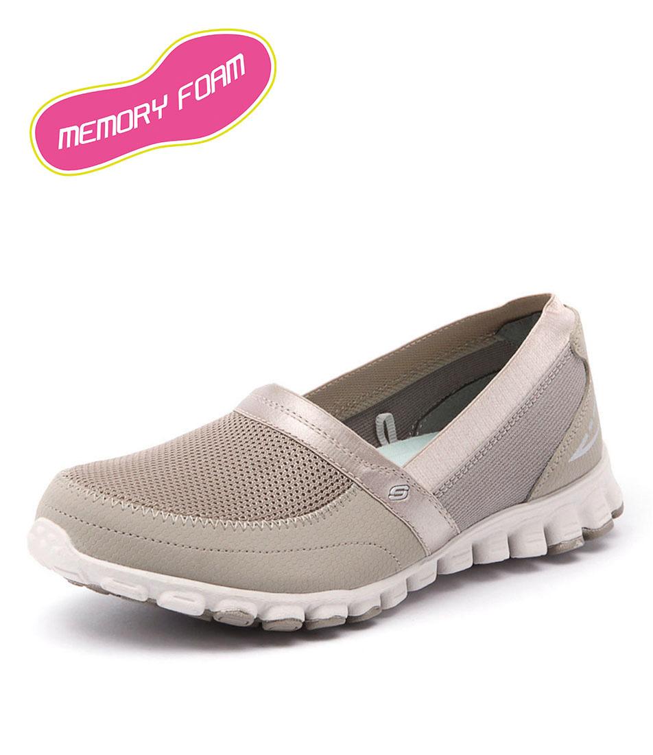 Skechers Ez Flex Take It Easy Taupe Sneakers online