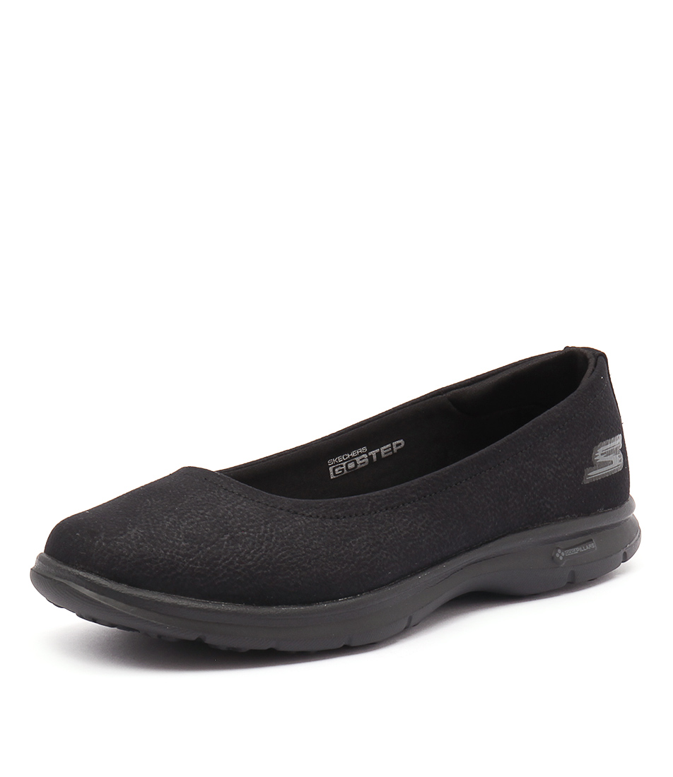 Skechers Go Step Dandy Black Sneakers