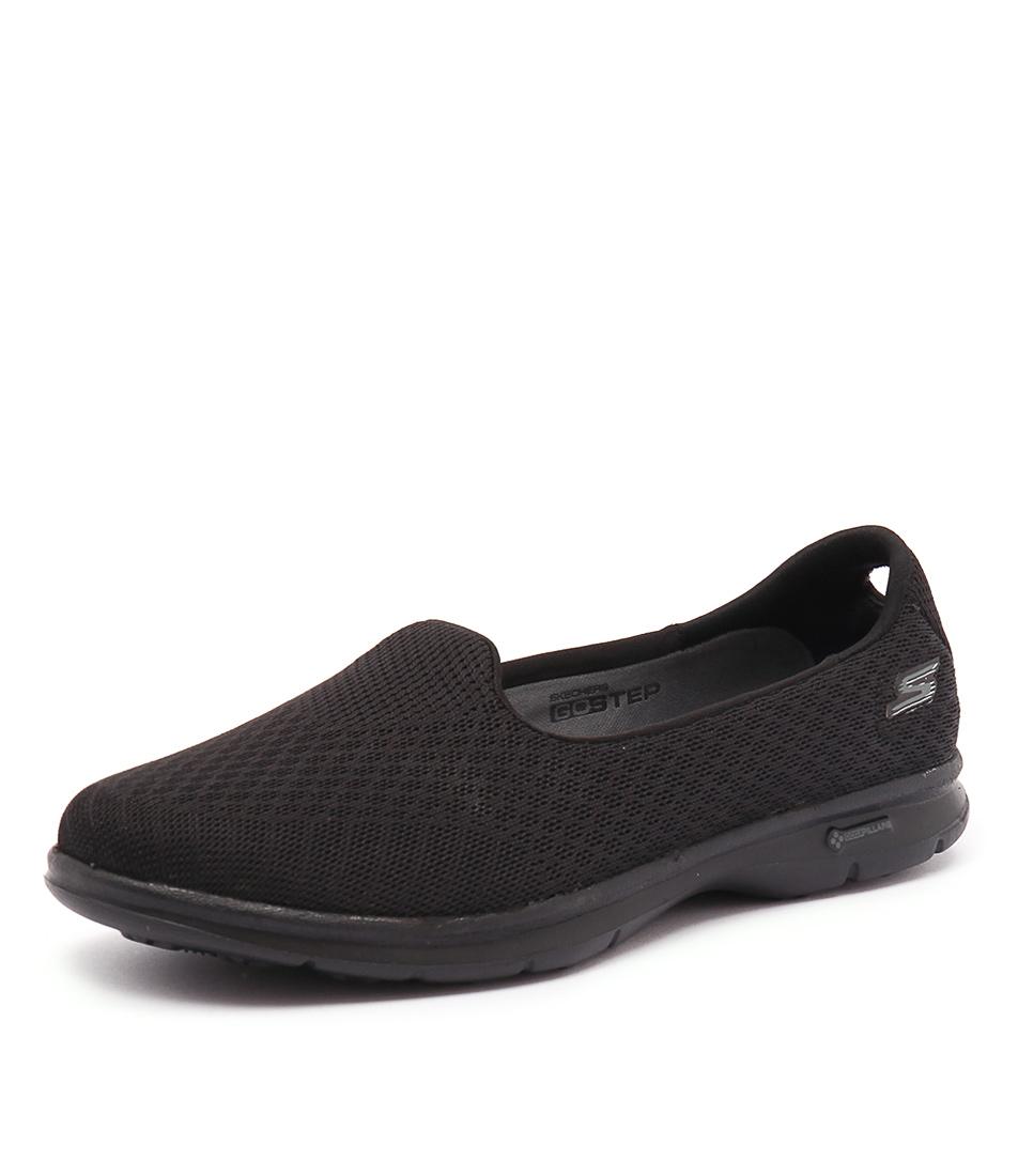Skechers Go Step Elated Black Sneakers