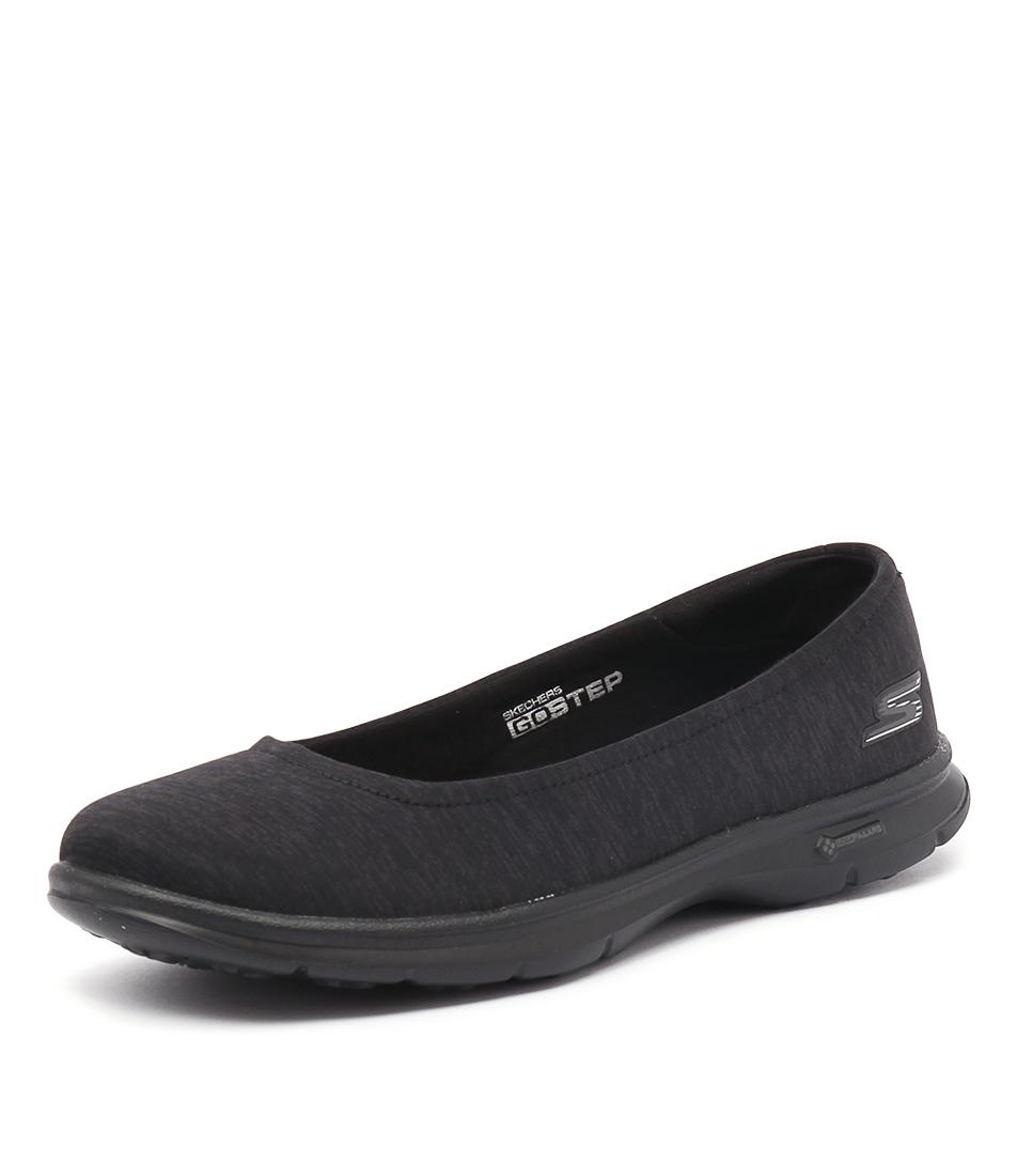 Skechers Go Step Challenge Black Sneakers