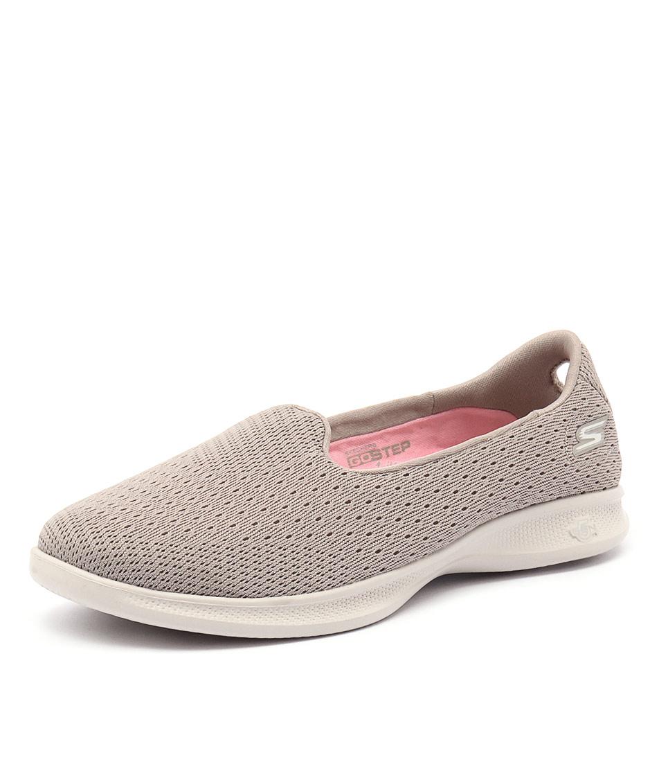 Skechers Go Step Lite Origin Taupe Sneakers