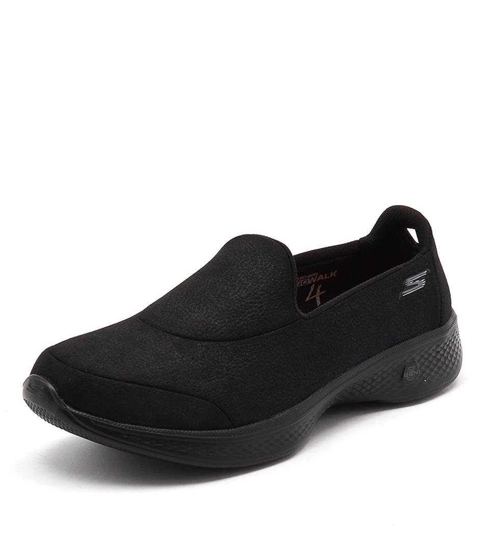 Skechers Go Walk 4 Inspire Black Sneakers online