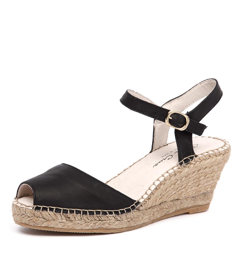 Sofia Cruz Ana 107 Negro Sandals online