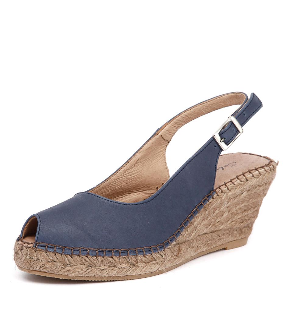 Sofia Cruz Ana 11 Azul Sandals