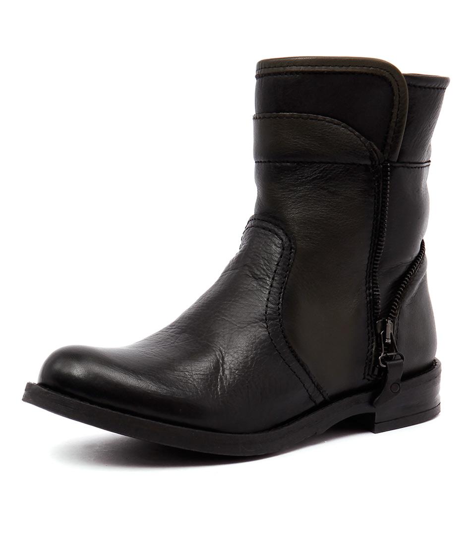 Sofia Cruz Grama C4-2 Preto Boots