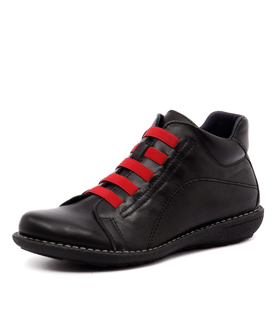 Sofia Cruz Jill Negro Sneakers