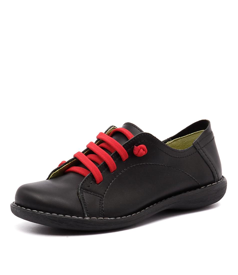 Sofia Cruz Justice Negro Sneakers