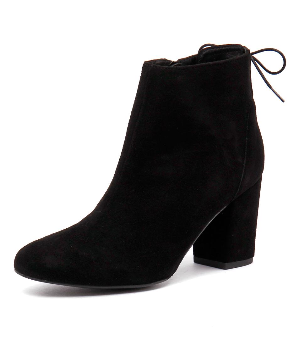 Sofia Cruz Tully Black Boots