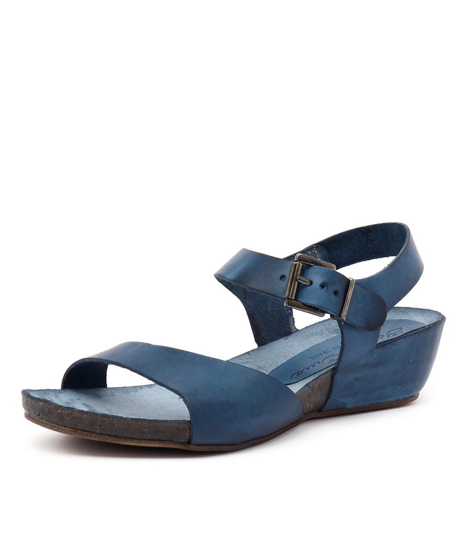 Sofia Cruz Maya Indico Sandals