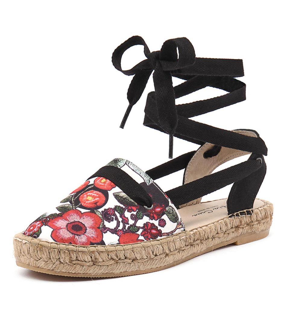 Sofia Cruz Mar 40 Unico-Negro Sandals online