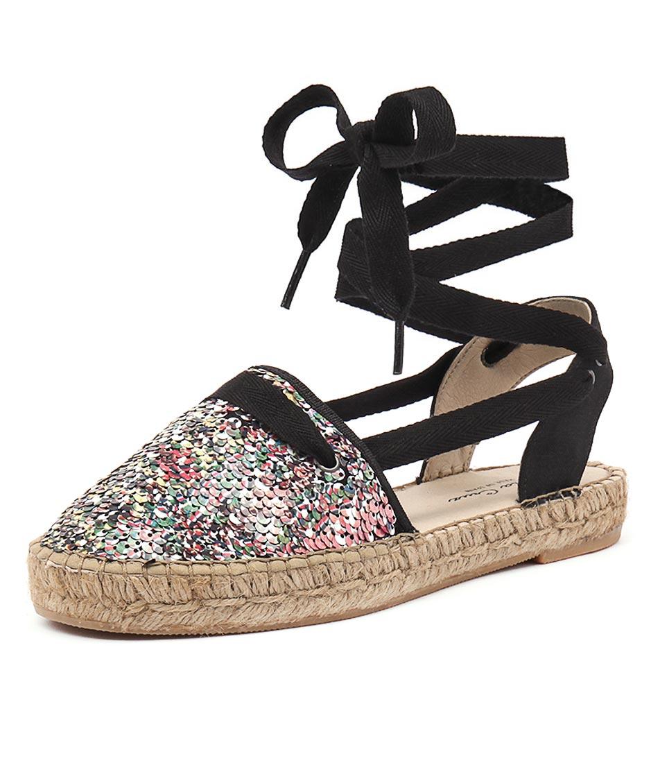 Sofia Cruz Mar 47 Metallic Sandals online
