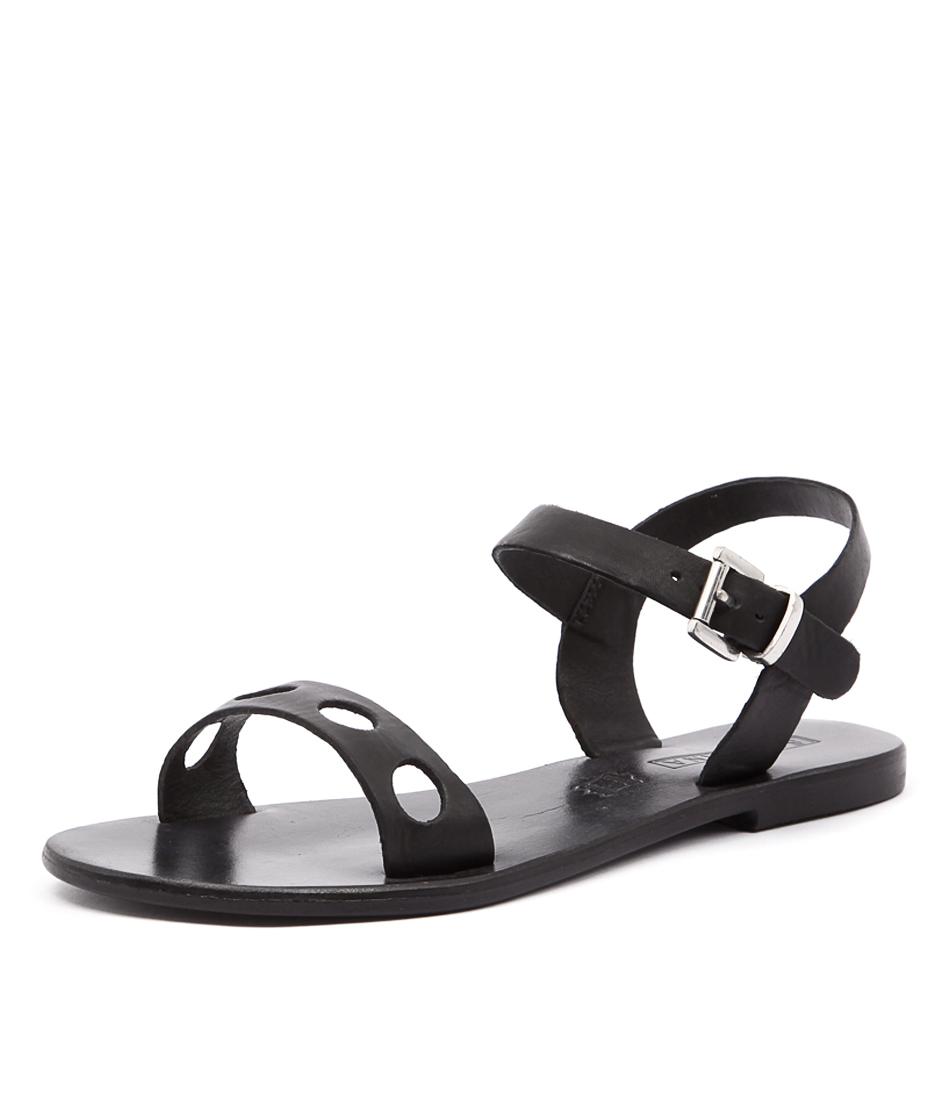 Sol Sana Oscar Sandal Black Sandals online