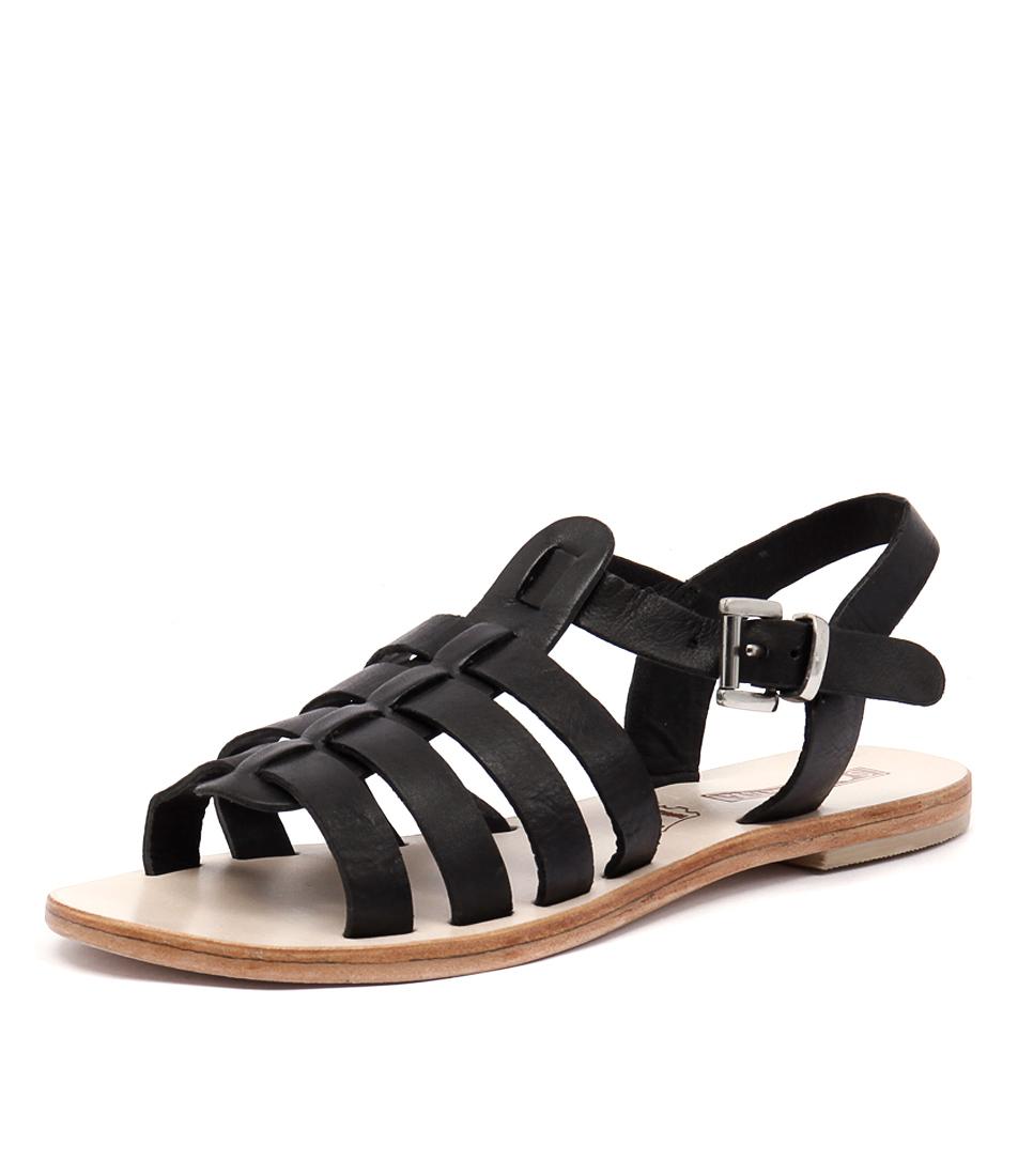 Sol Sana Sims Sandal Black Sandals