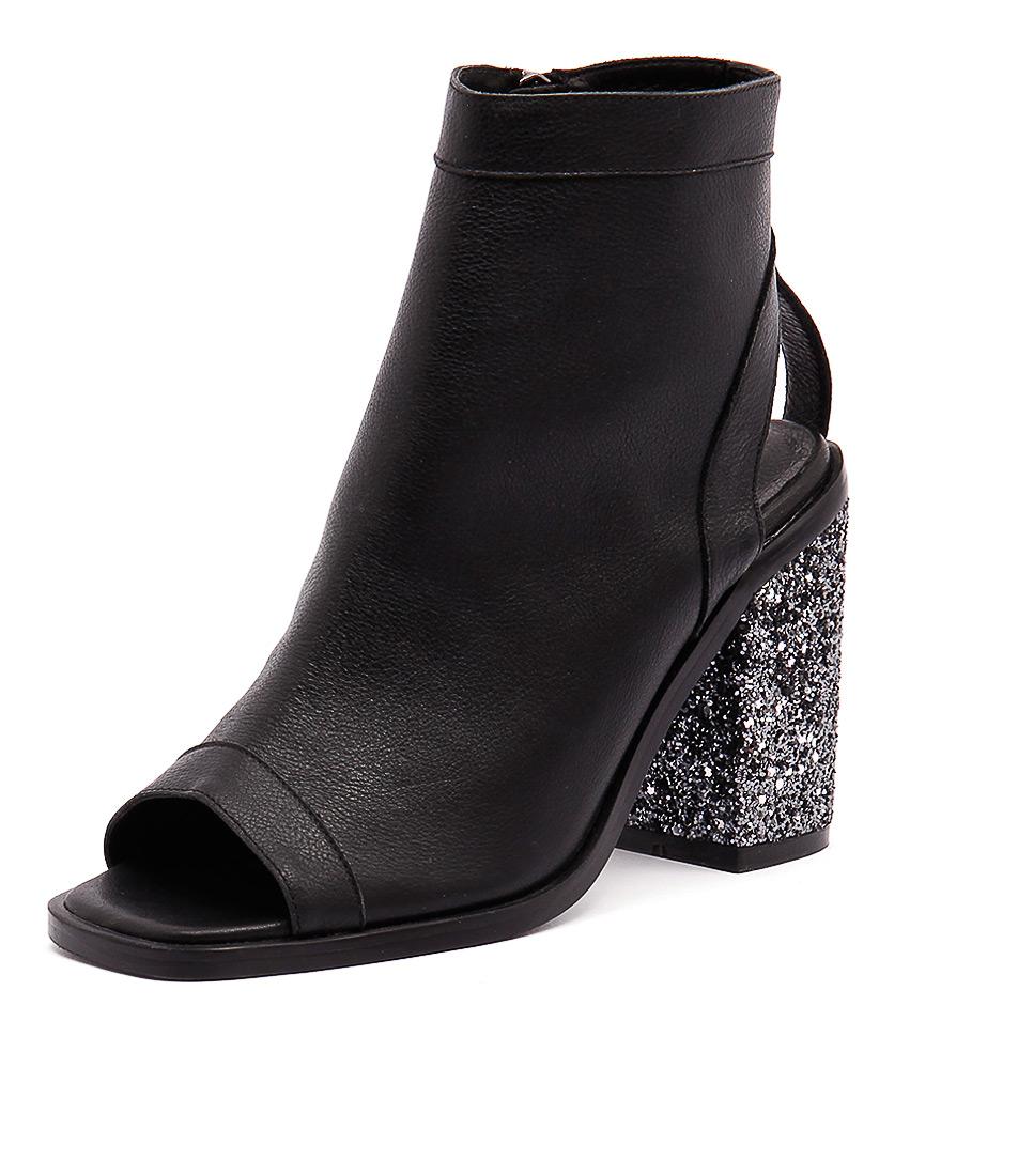 Sol Sana Voyage II Boot Black-Steel Glitter Boots online
