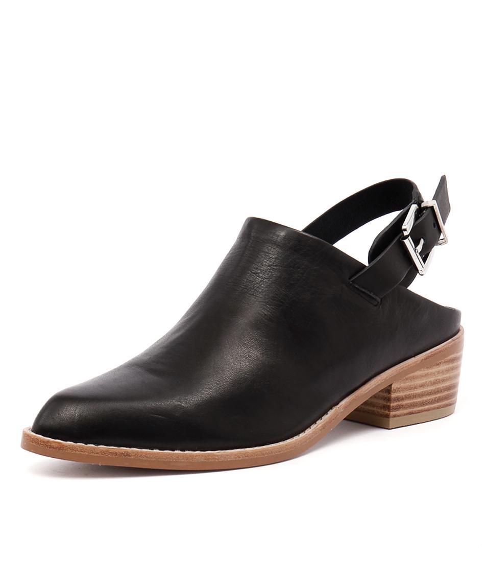 Sol Sana Xavier Black Shoes