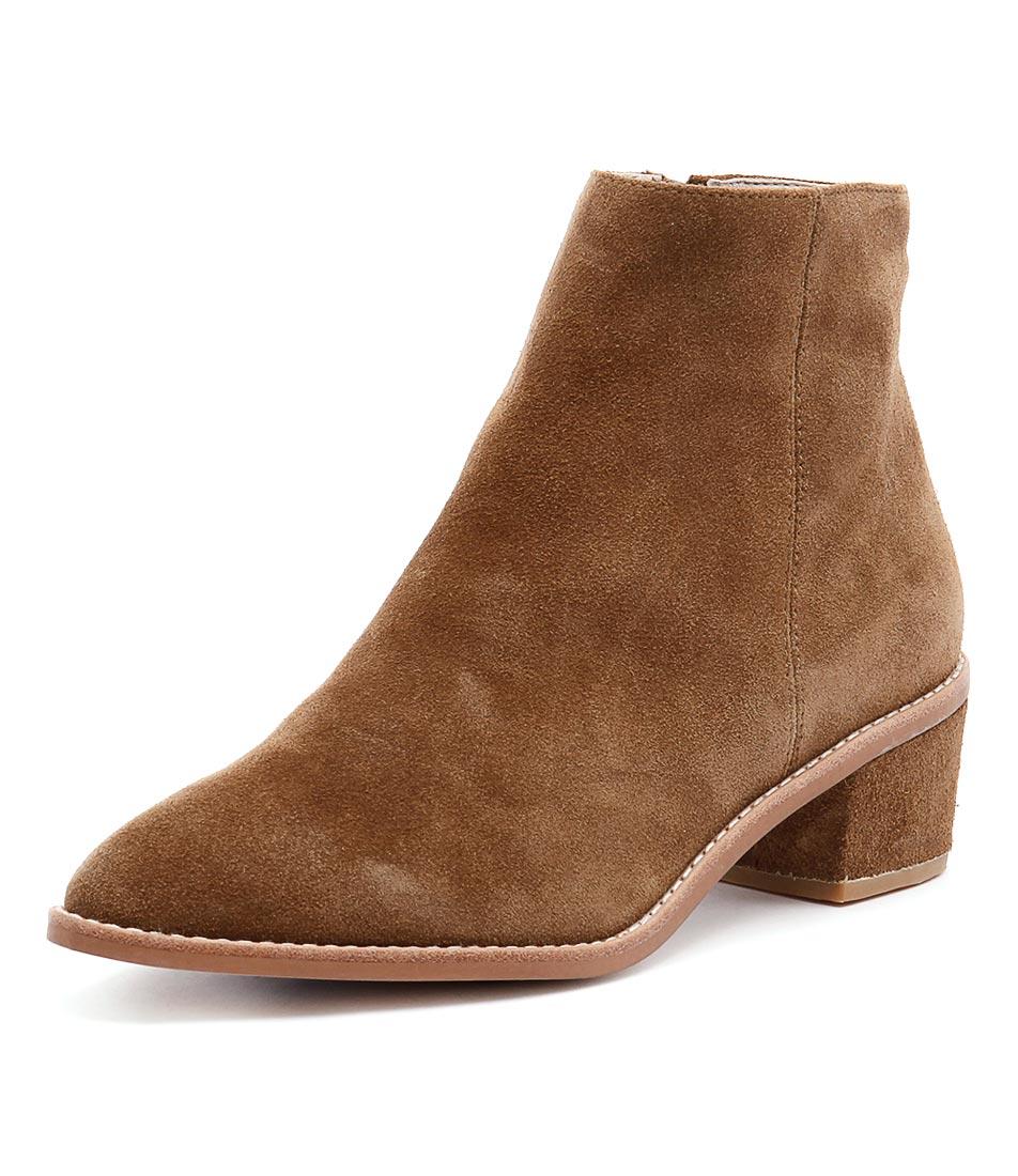 Sol Sana Miles Boot Cognac Boots