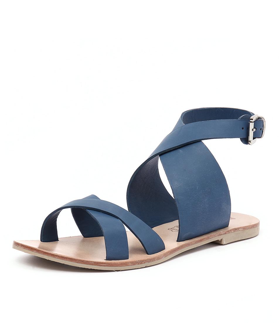 Sol Sana Will Sandal Blue Sandals