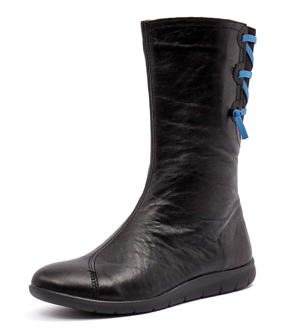 Stegmann Effort Black Boots