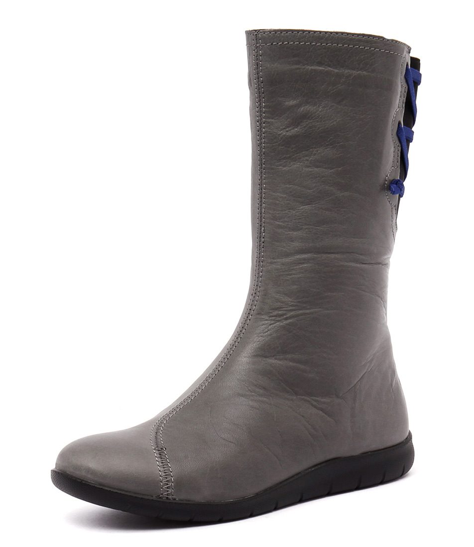 Stegmann Effort Grey Boots