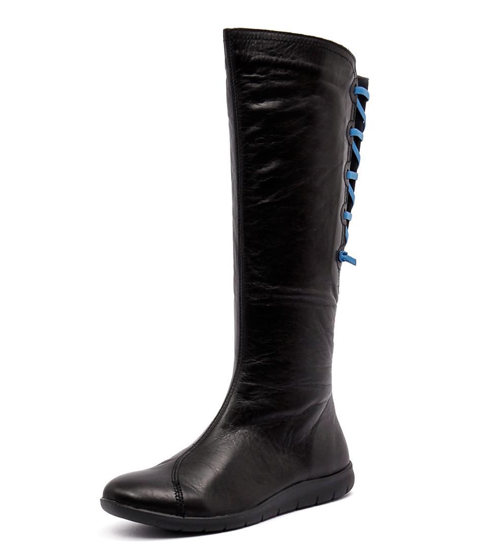 Stegmann Ernie Black Boots