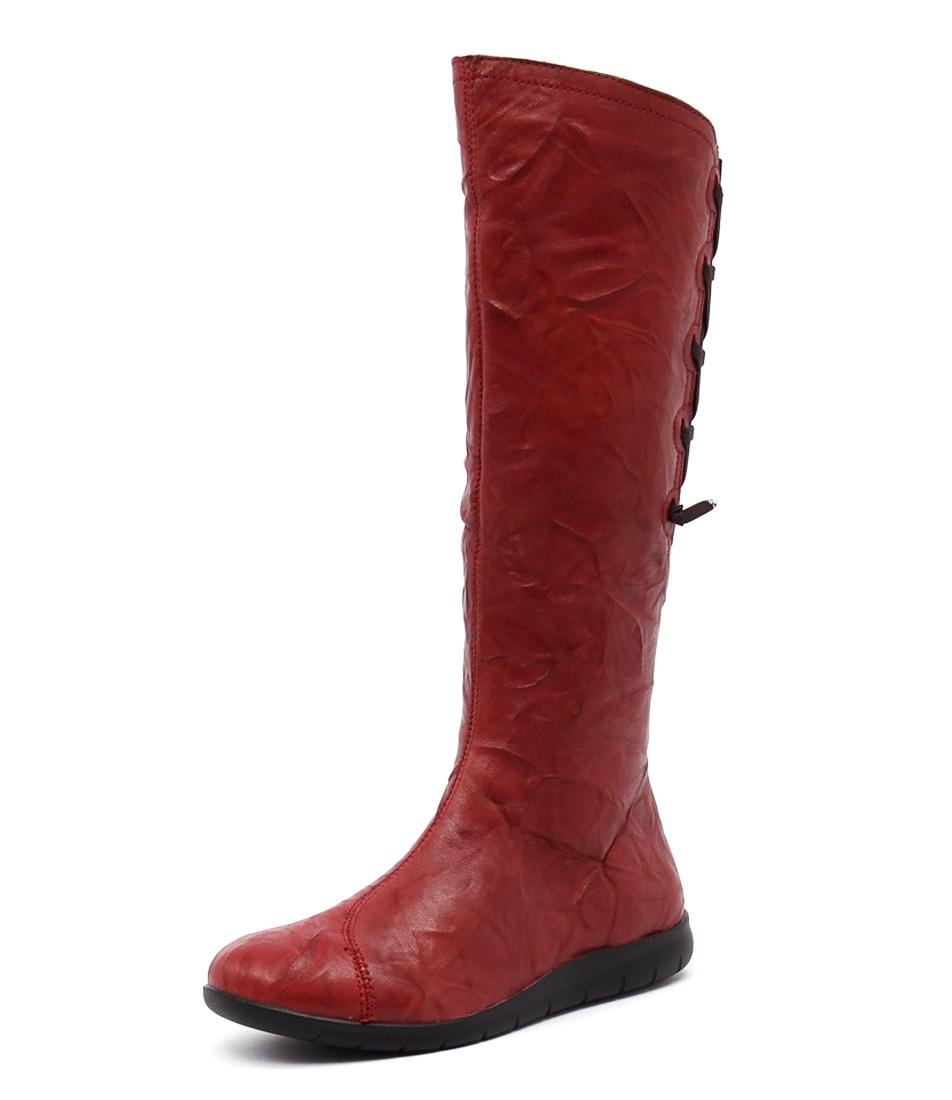 Stegmann Ernie Red Boots