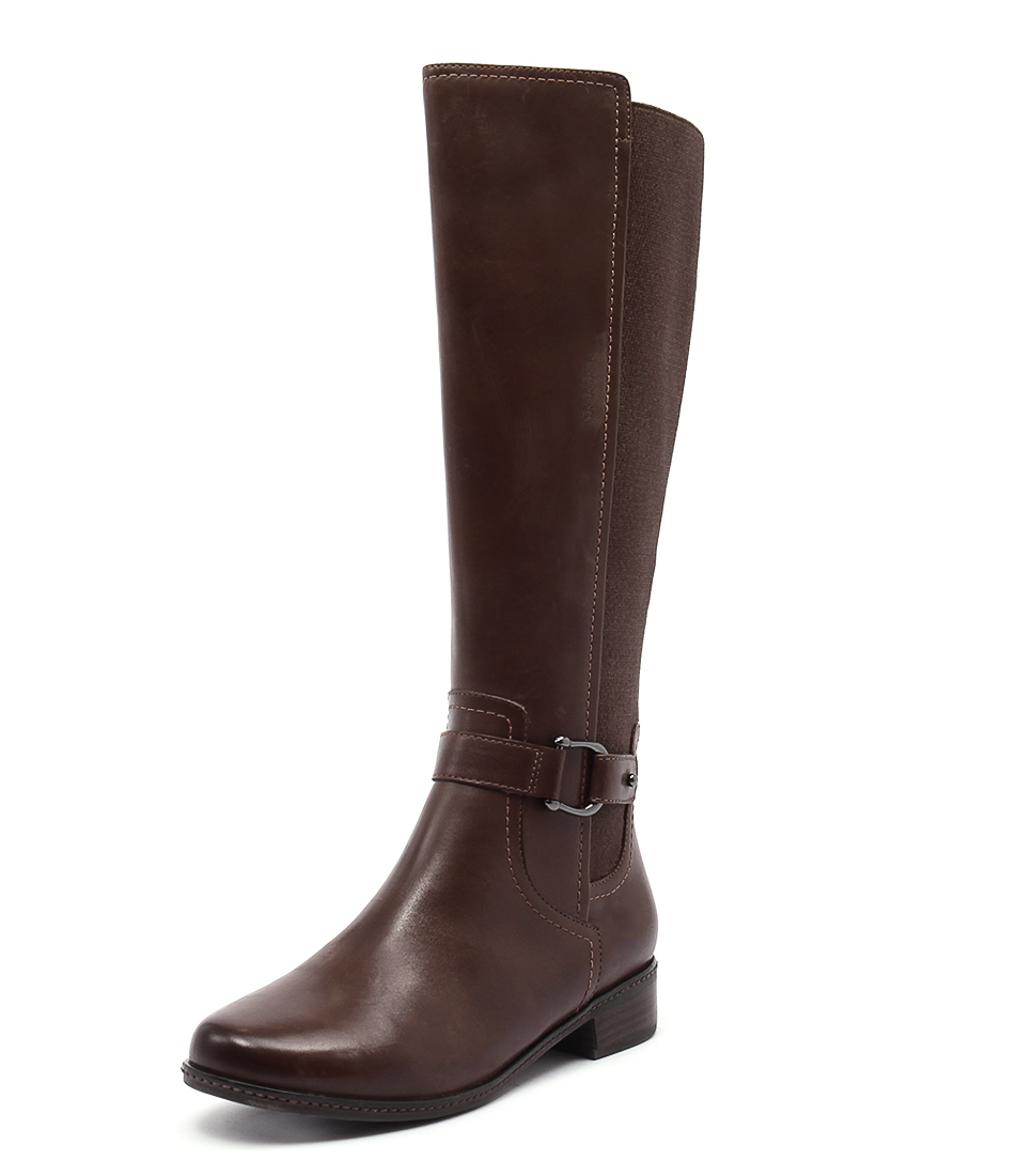 Supersoft by Diana Ferrari Pellegrino Brown Boots