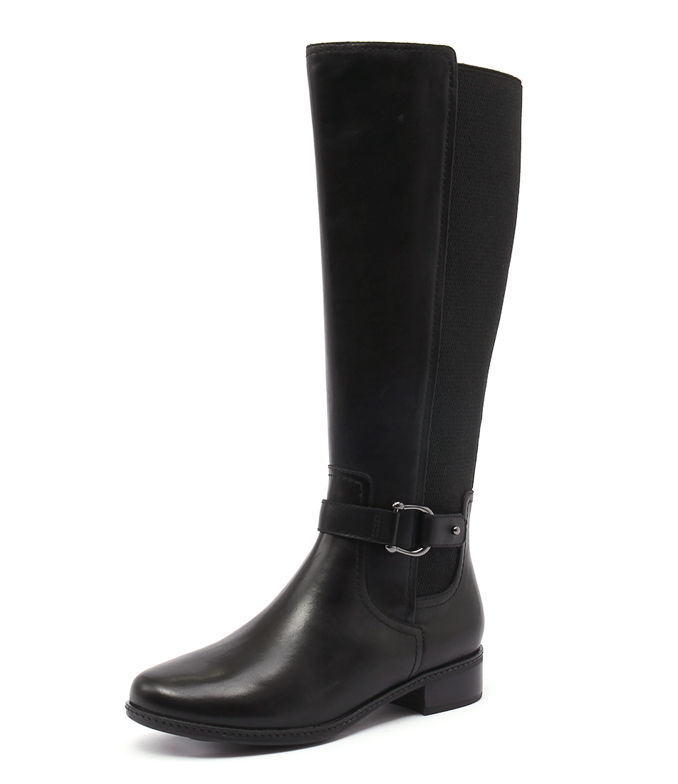 Supersoft by Diana Ferrari Pellegrino Black Boots