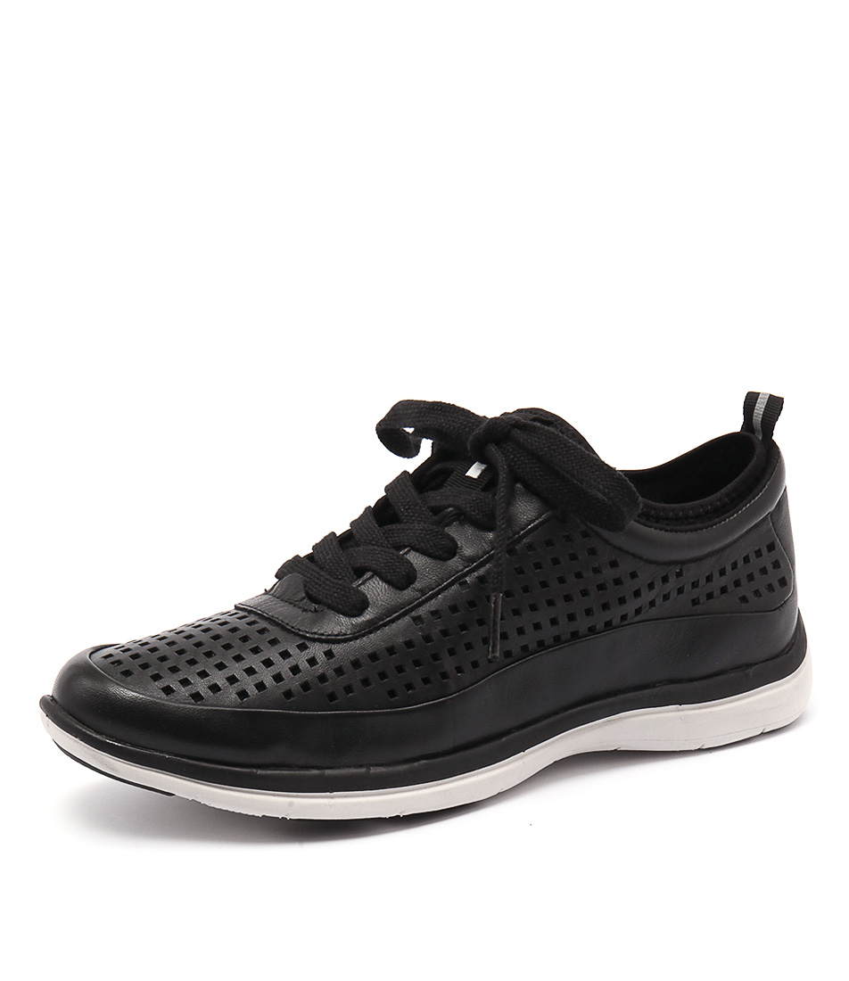 Supersoft by Diana Ferrari Tandem Black Sneakers online