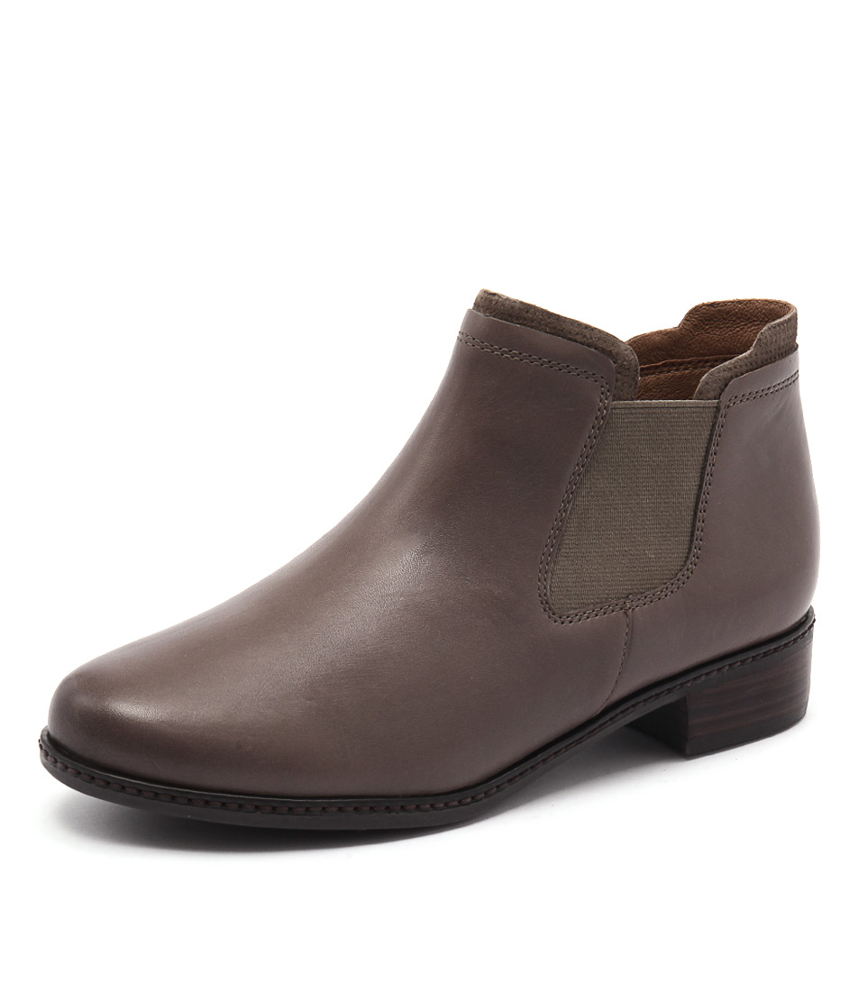 Supersoft by Diana Ferrari Parris Dark Taupe Boots