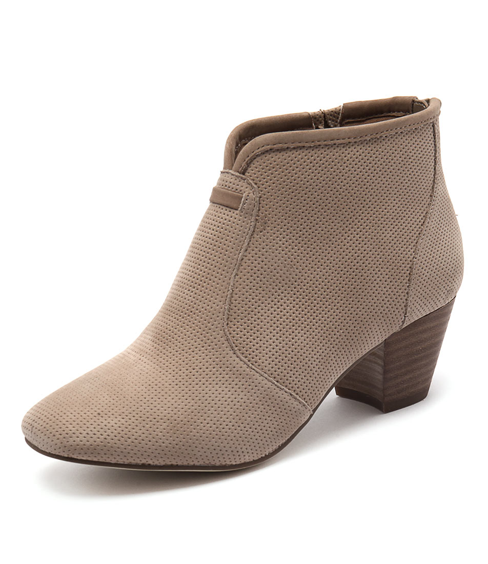 Supersoft by Diana Ferrari Hula Taupe Nappa Boots online
