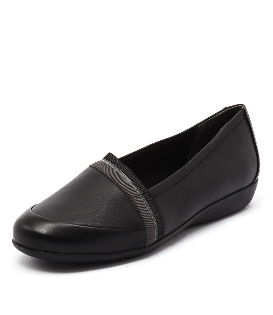 Supersoft by Diana Ferrari Cosmic Black Shoes