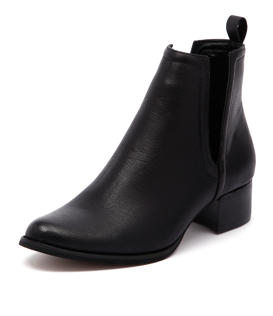 Therapy Nirvana Black Boots