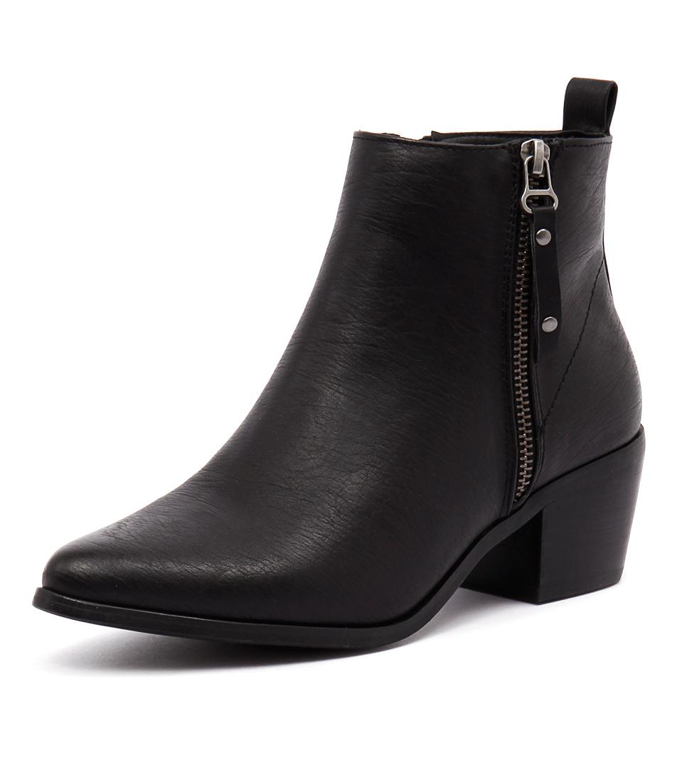 Therapy Diablo Black Boots