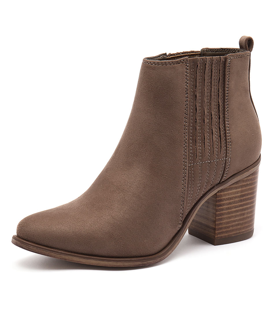 Therapy Creston Taupe Boots