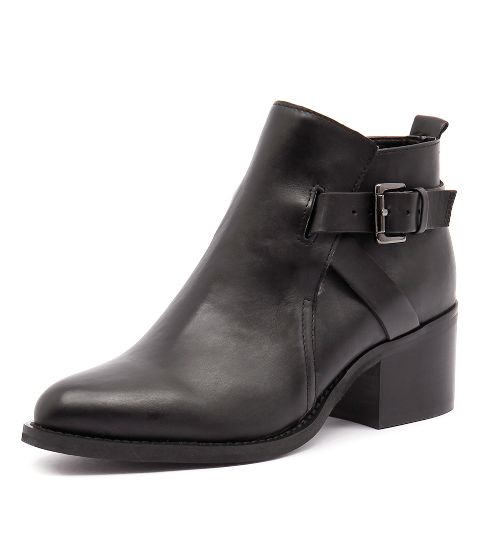 Tony Bianco Firenze Black Jetta Boots
